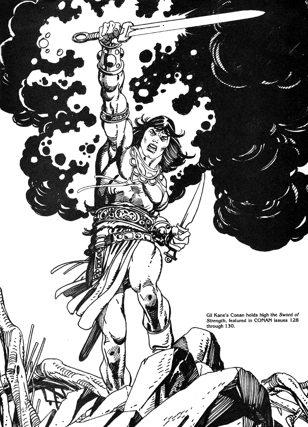 The Savage Sword Of Conan Issue #71 #72 - English 62