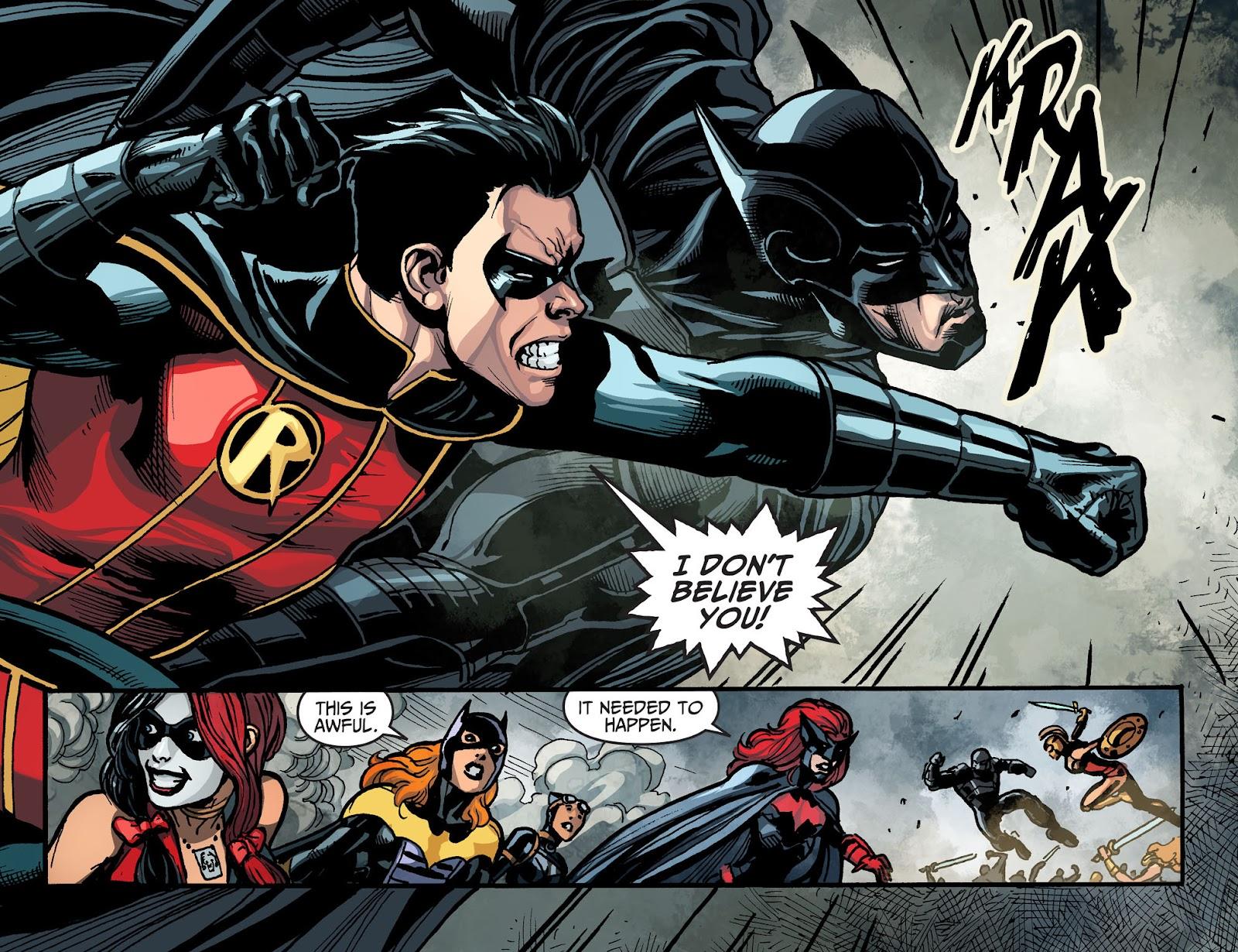 Injustice: Gods Among Us Year Four Issue #14 #15 - English 15