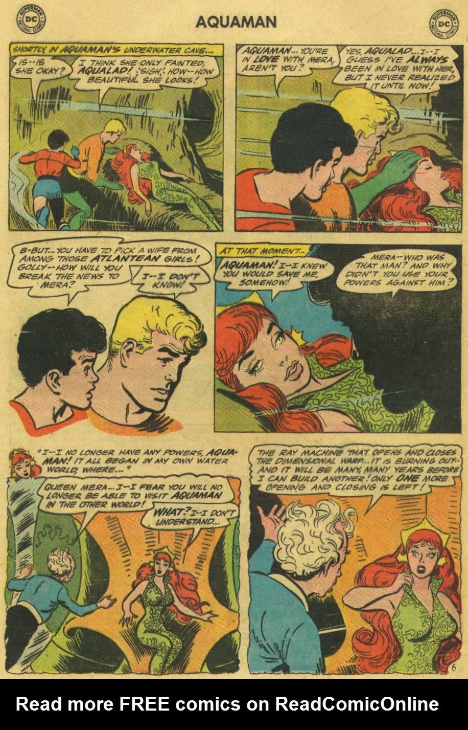 Aquaman (1962) Issue #18 #18 - English 8