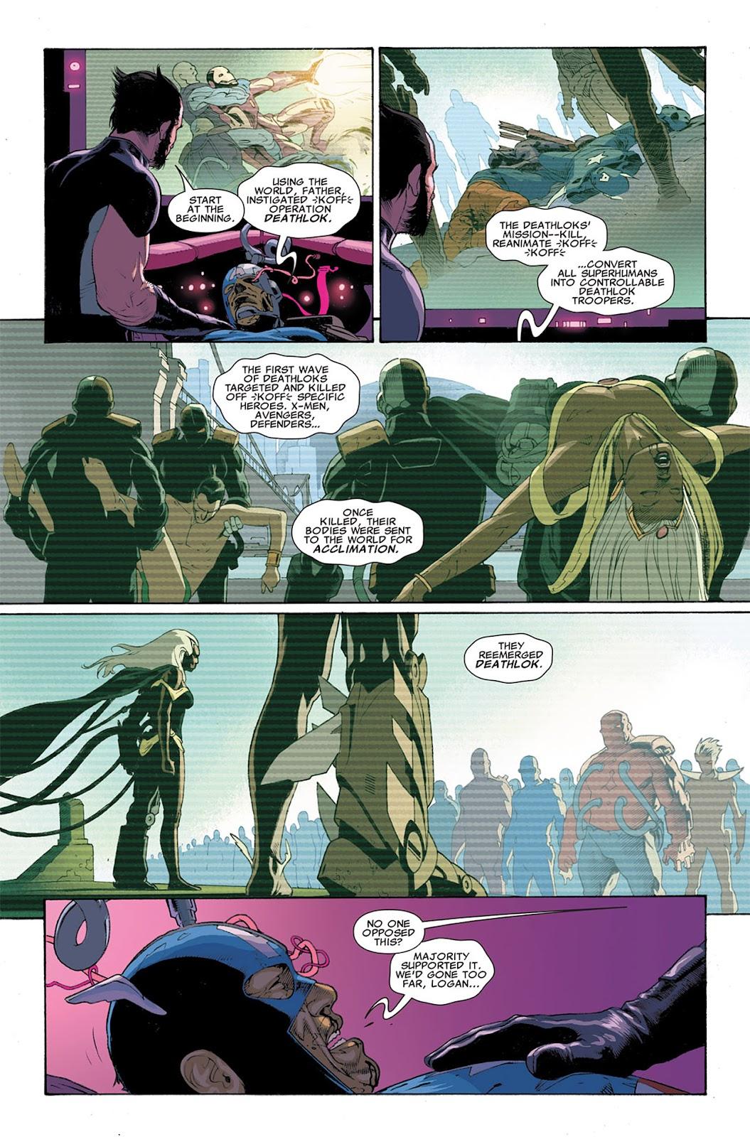 Uncanny X-Force (2010) Issue #6 #7 - English 20