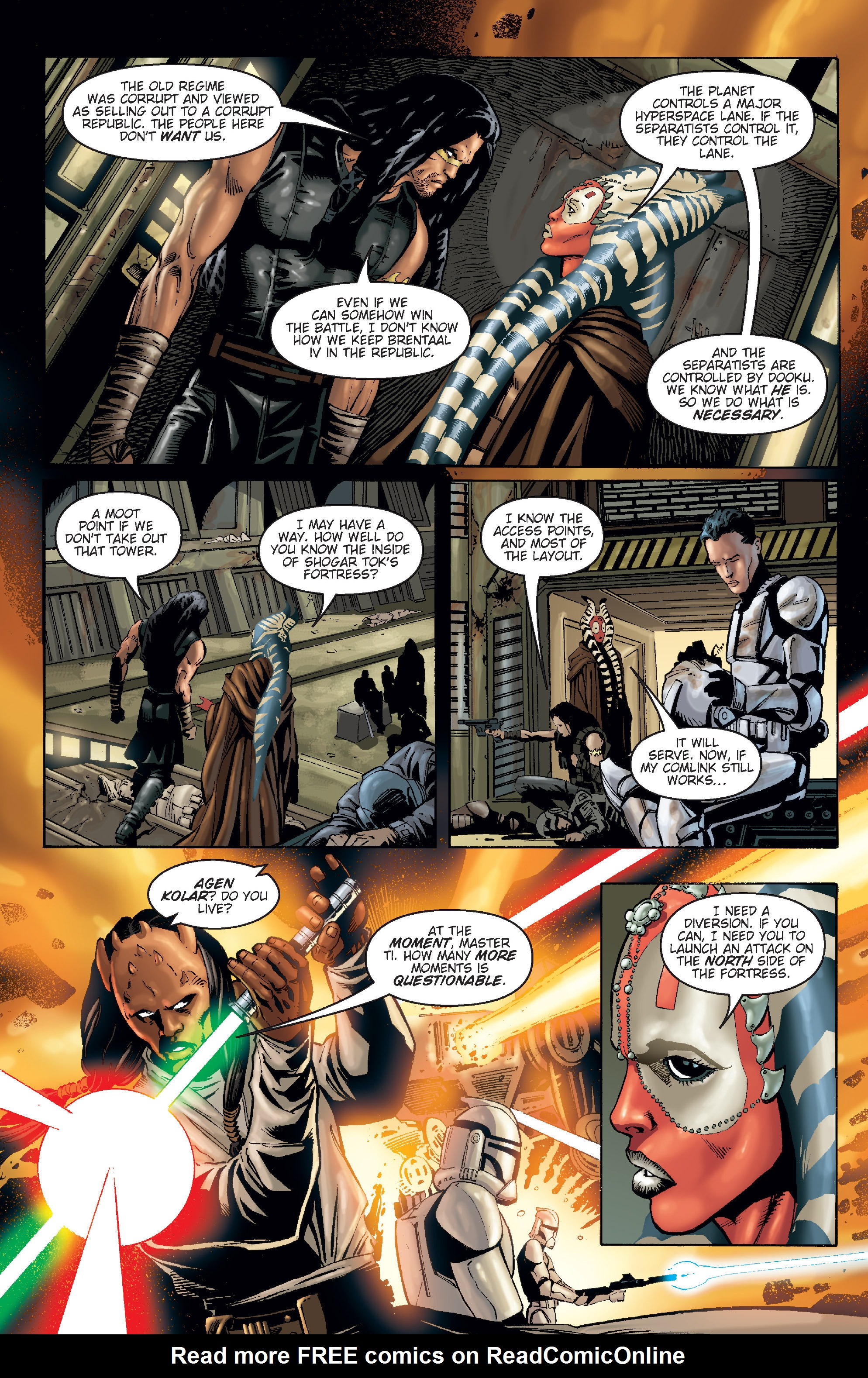 Star Wars Legends Epic Collection: The Clone Wars chap 1 pic 222