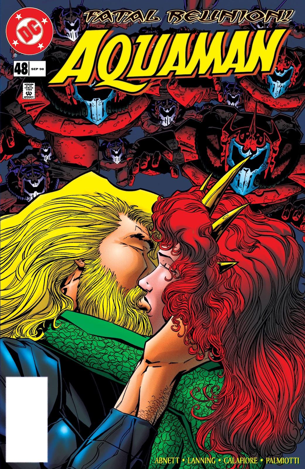 Aquaman (1994) Issue #48 #54 - English 1