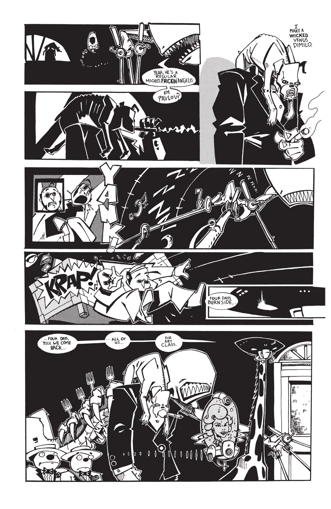 Read online Scud: The Disposable Assassin: The Whole Shebang comic -  Issue # TPB (Part 1) - 171