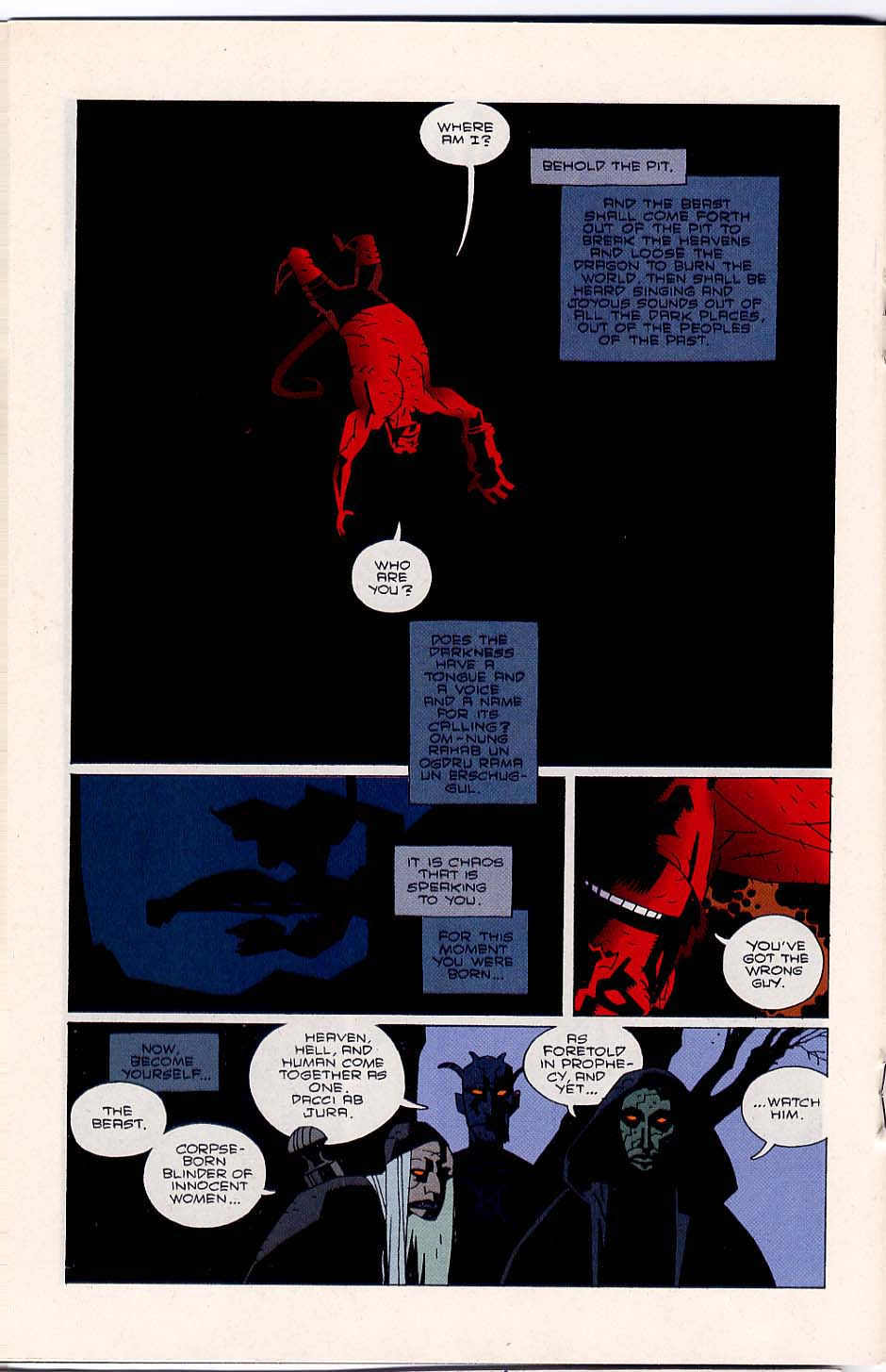 Hellboy: Wake the Devil Issue #5 #5 - English 18