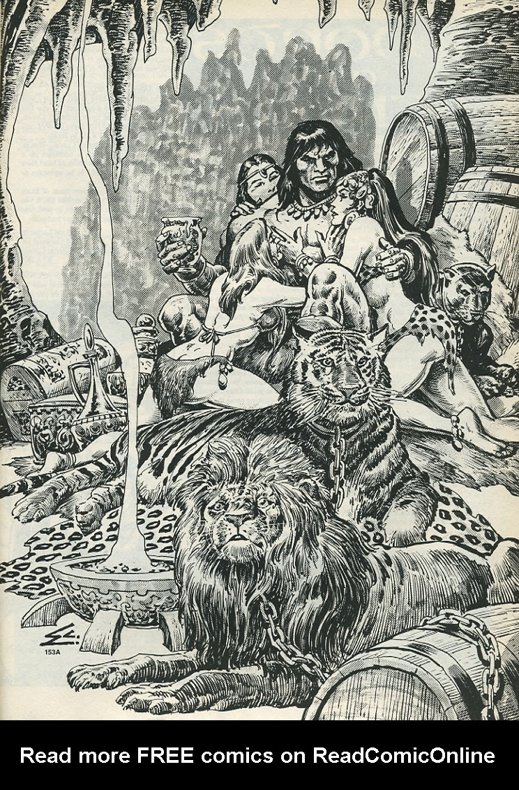 The Savage Sword Of Conan Issue #172 #173 - English 63
