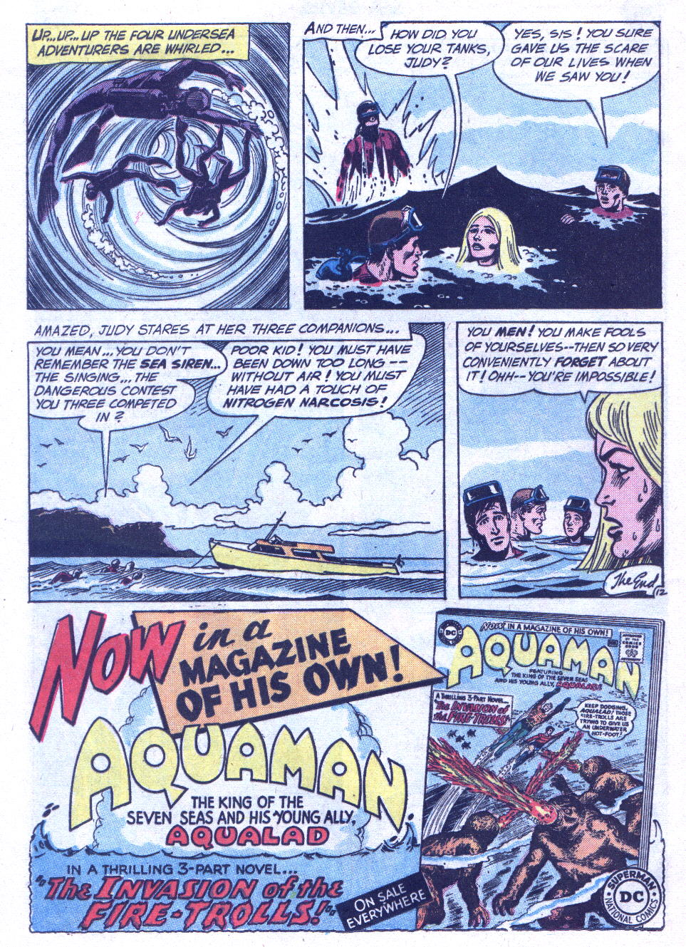 Read online Sea Devils comic -  Issue #3 - 33