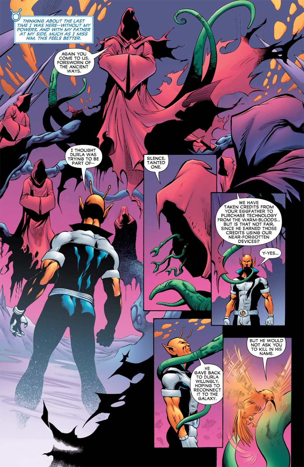 Legion of Super-Heroes (2010) Issue #9 #10 - English 11