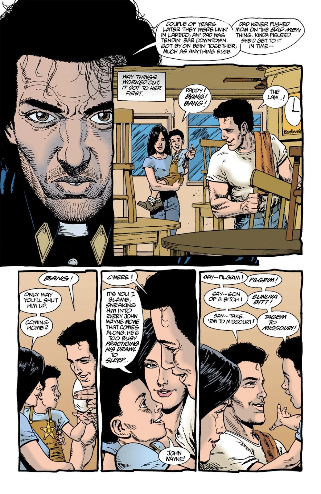 Preacher Issue #9 #18 - English 9