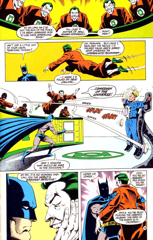 DC Challenge #12 #12 - English 16