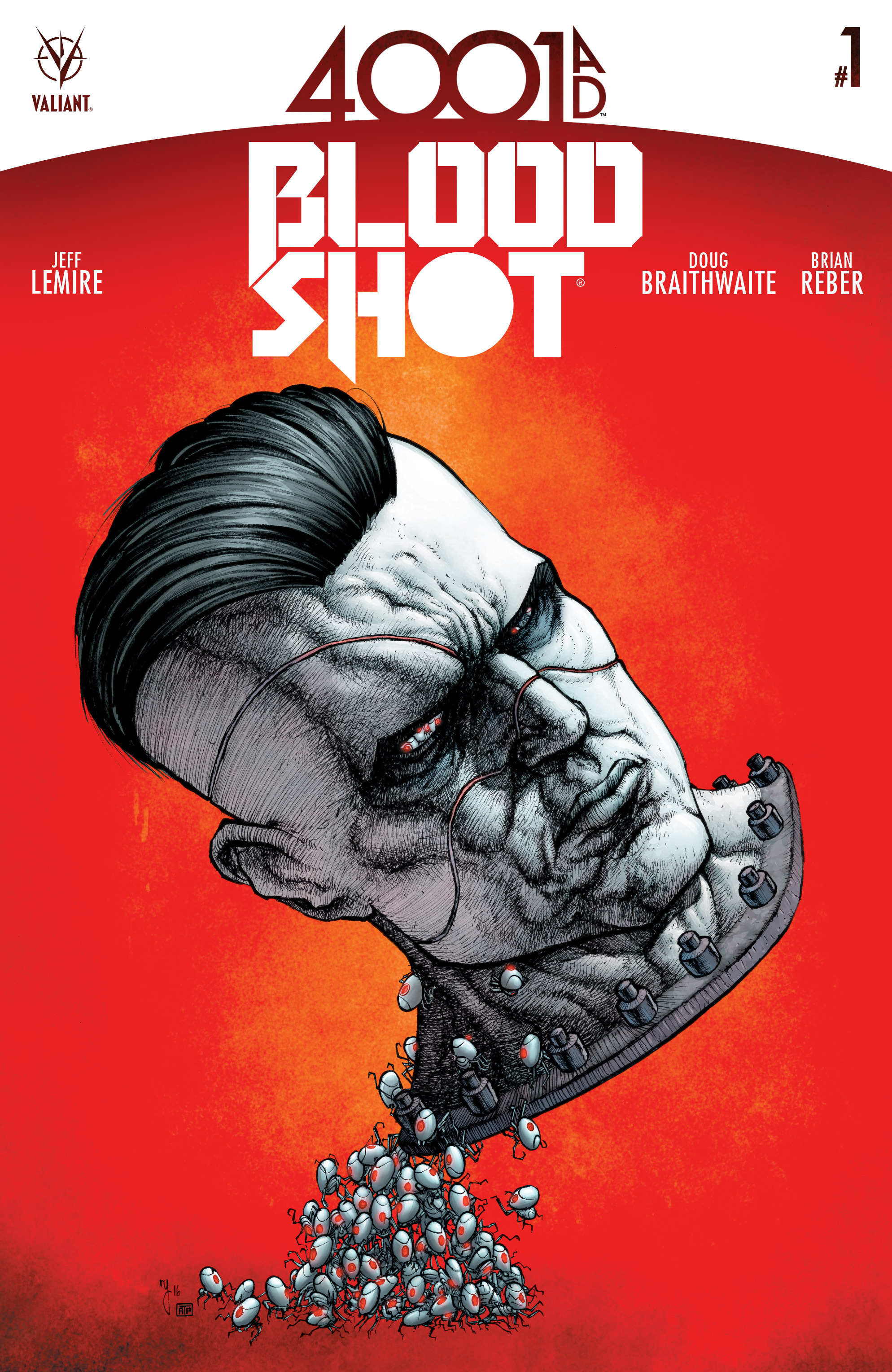 4001 A.D.: Bloodshot Full Page 1