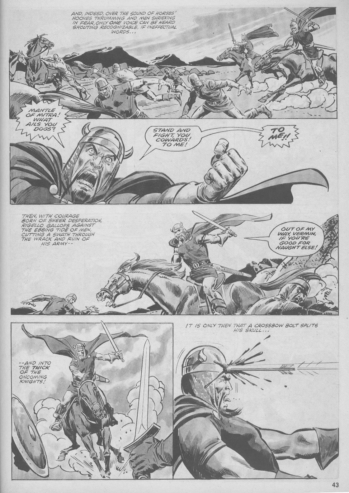 The Savage Sword Of Conan Issue #44 #45 - English 43