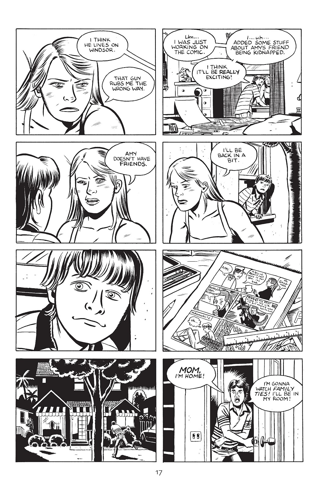 Stray Bullets Issue #30 #30 - English 19