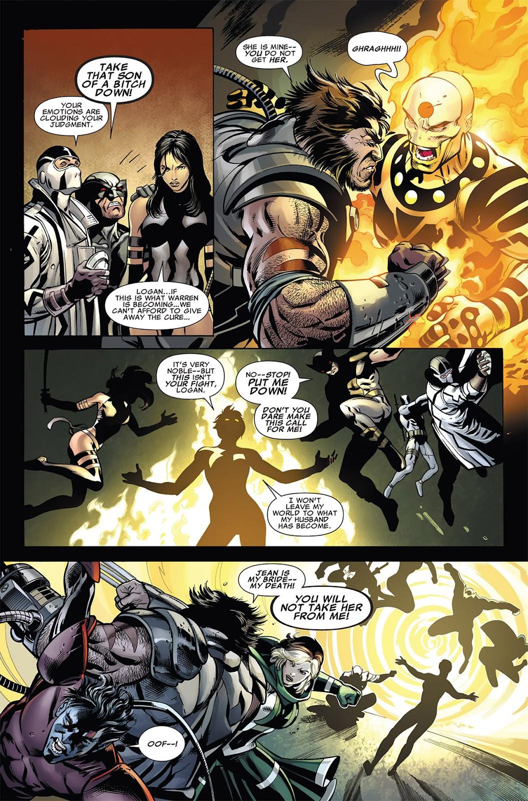 Uncanny X-Force (2010) Issue #13 #14 - English 21