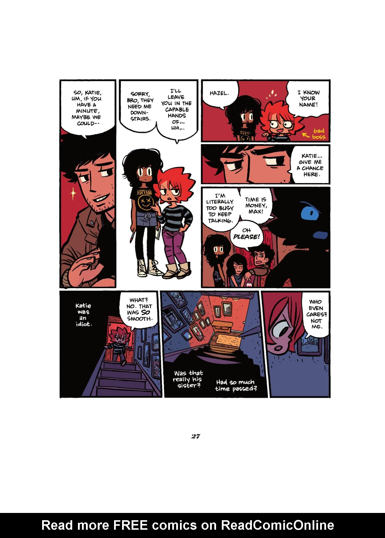 Read online Seconds comic -  Issue # Full - 29