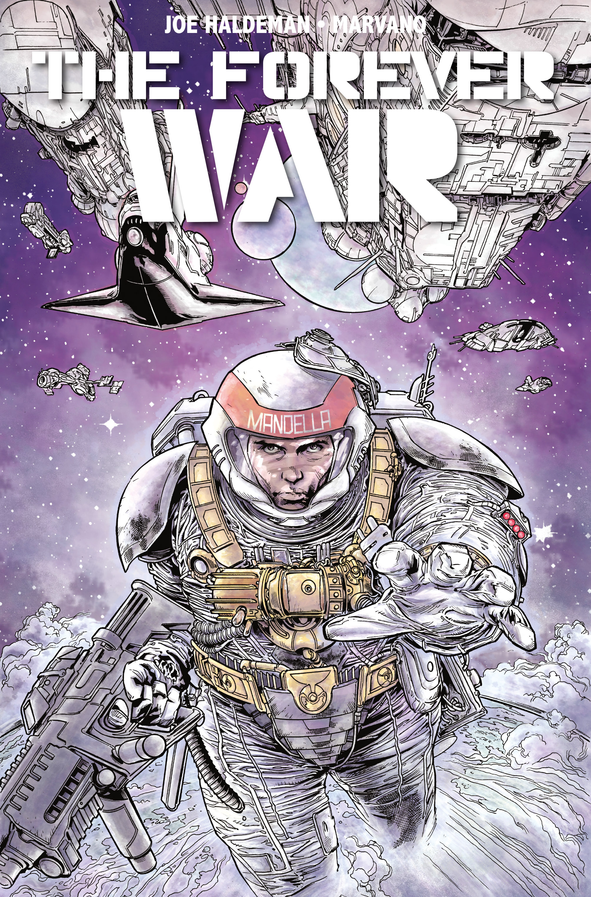 The Forever War (2017) #1 #6 - English 31