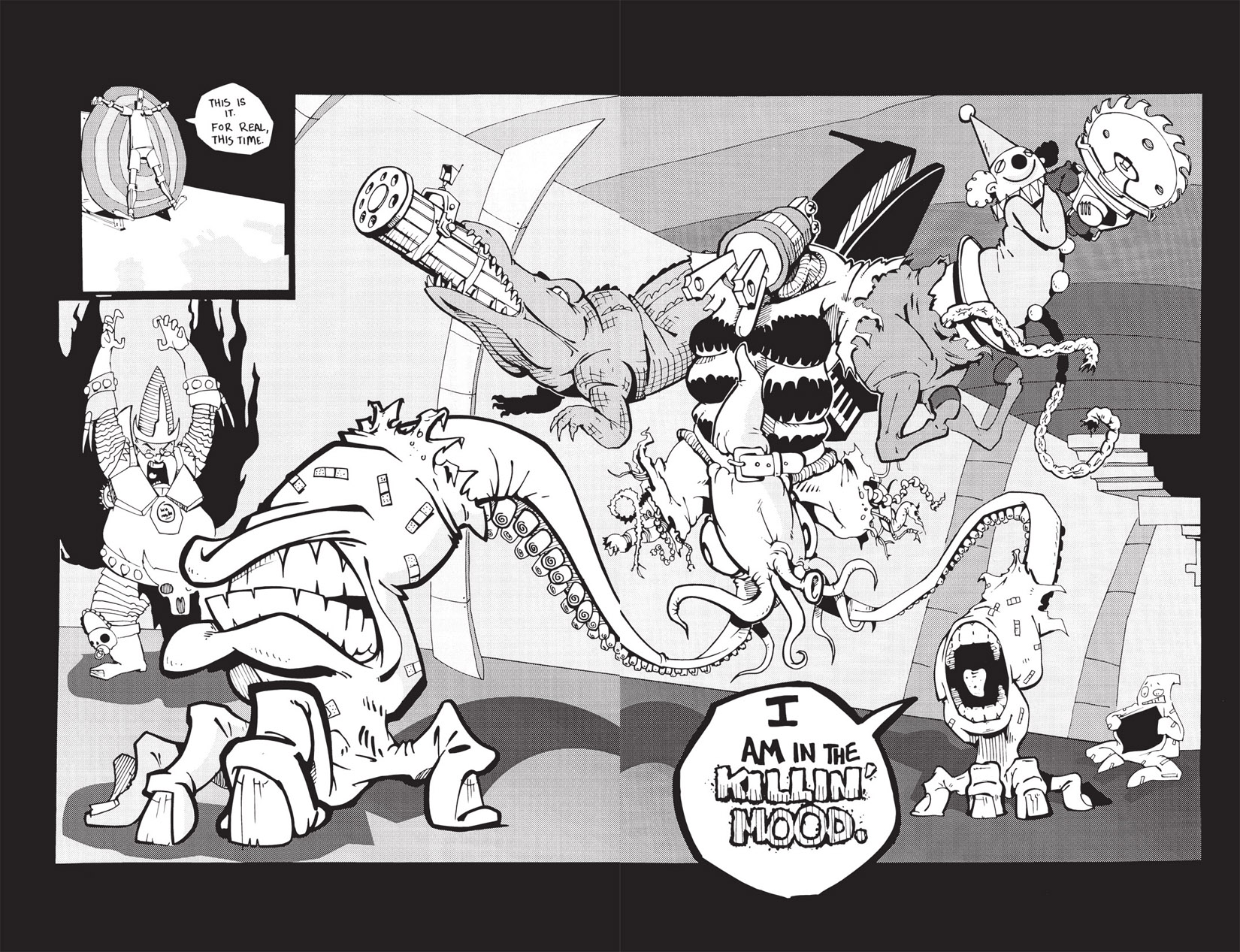 Read online Scud: The Disposable Assassin: The Whole Shebang comic -  Issue # TPB (Part 2) - 222