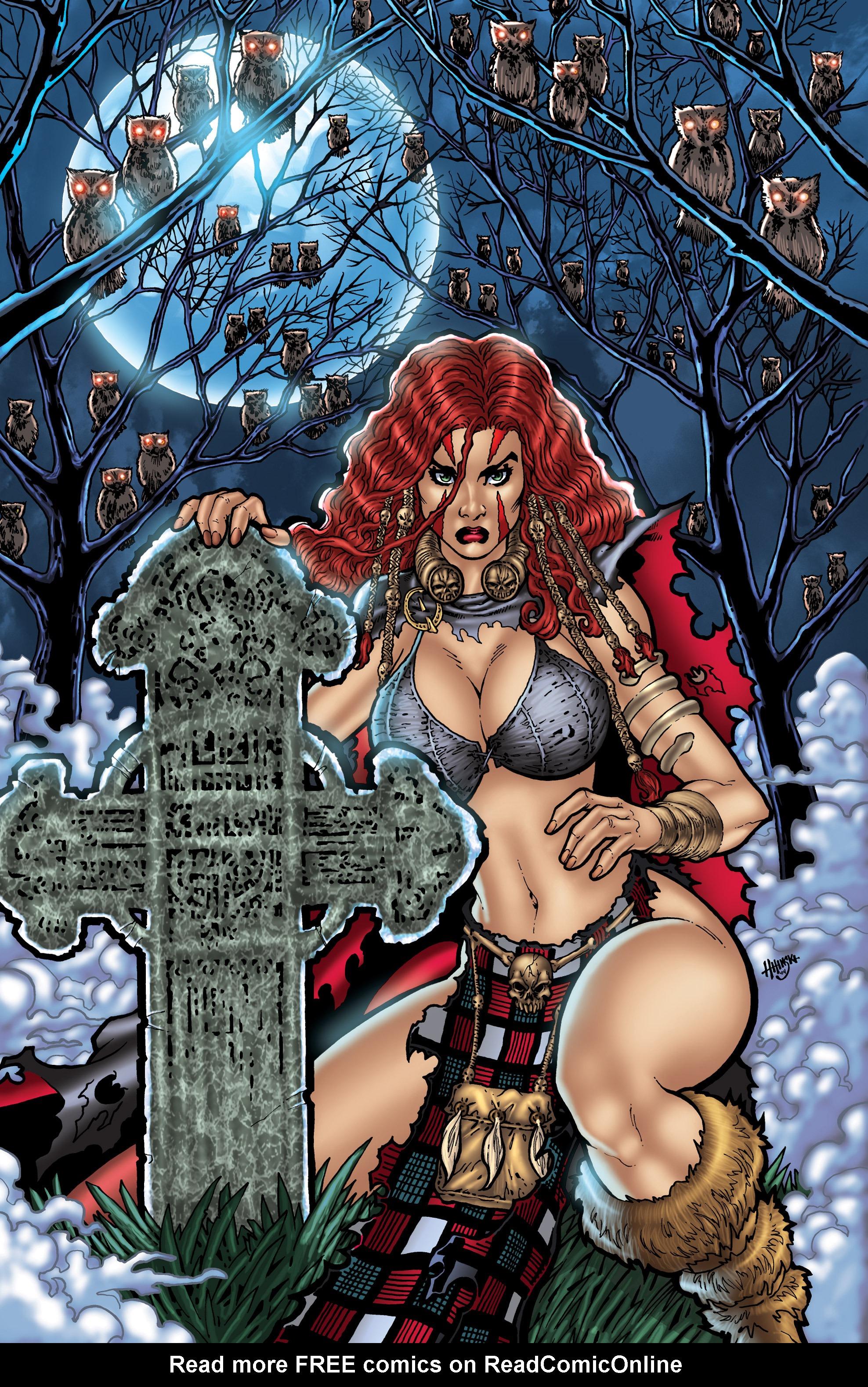 Read online Belladonna comic -  Issue #0 - 43