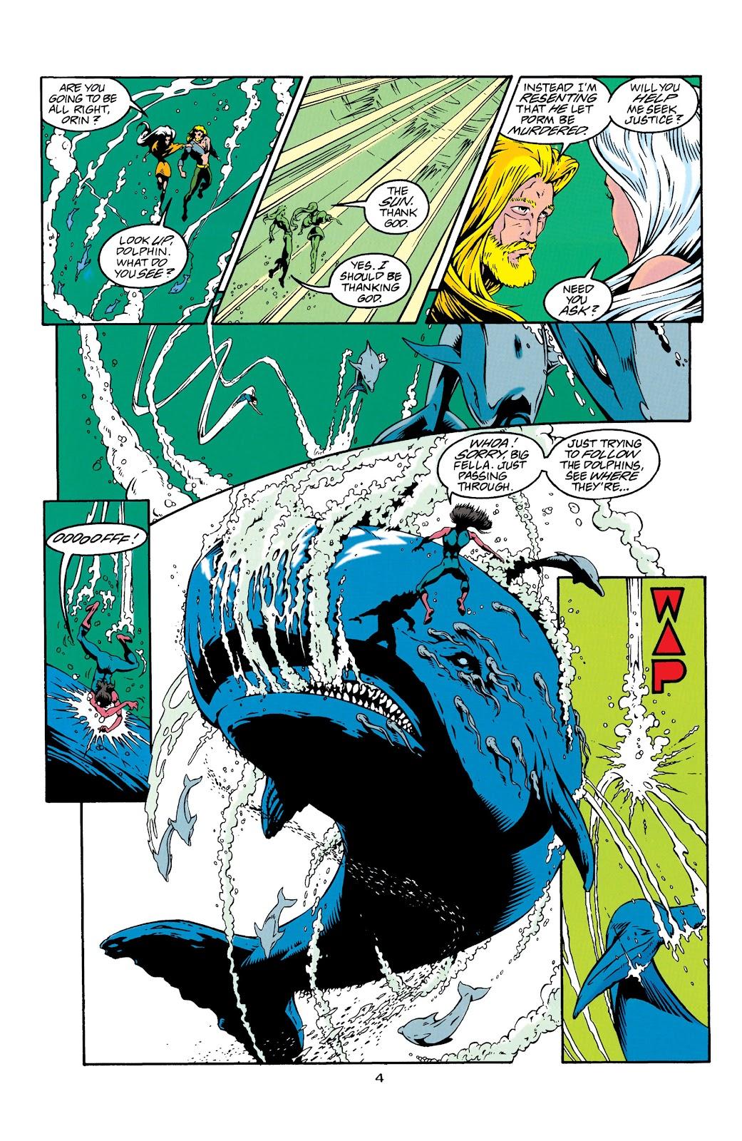 Aquaman (1994) Issue #27 #33 - English 5