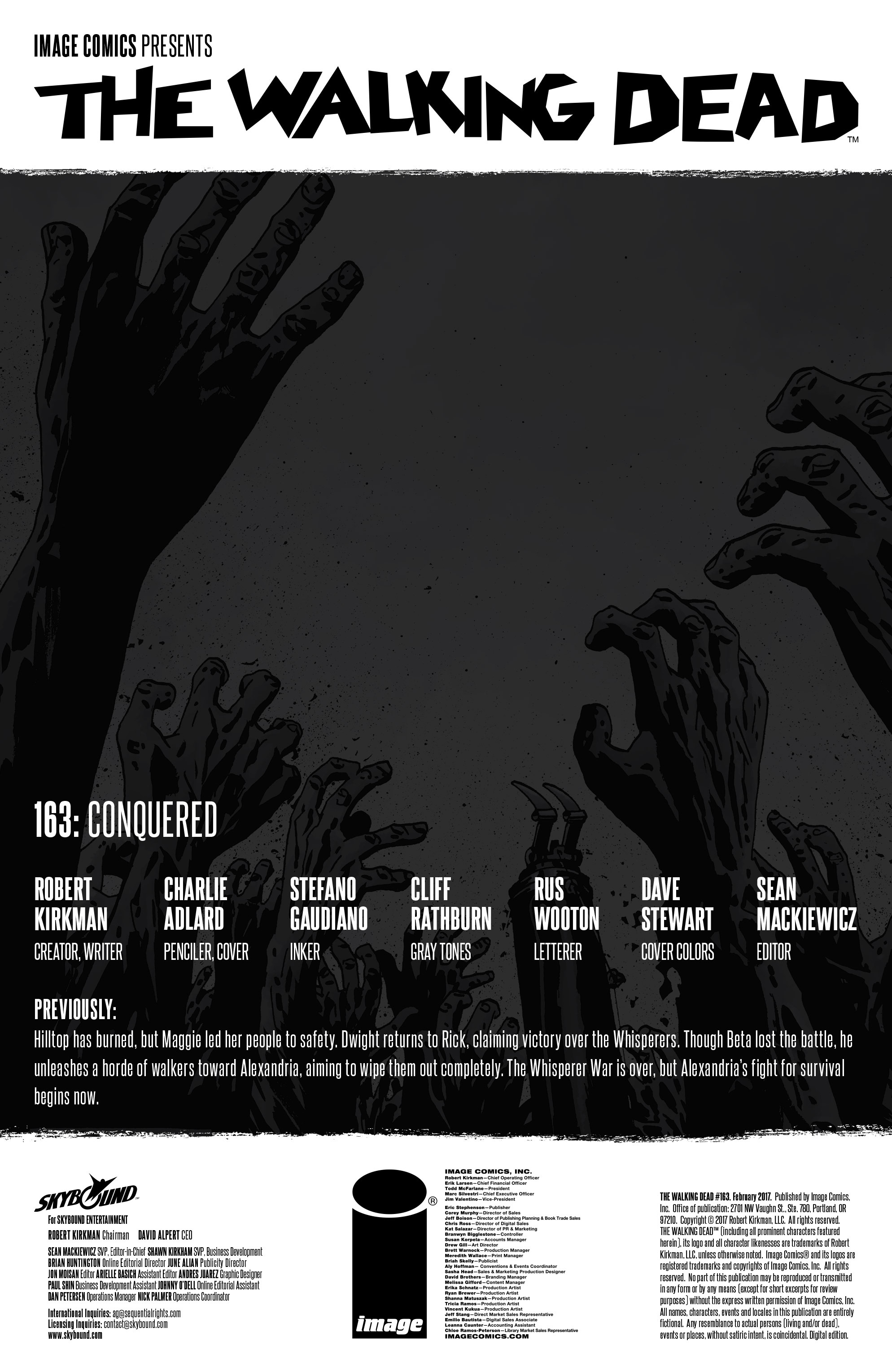 The Walking Dead 163 Page 2