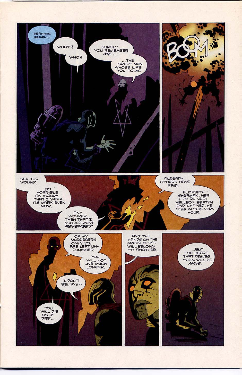 Hellboy: Wake the Devil Issue #5 #5 - English 9
