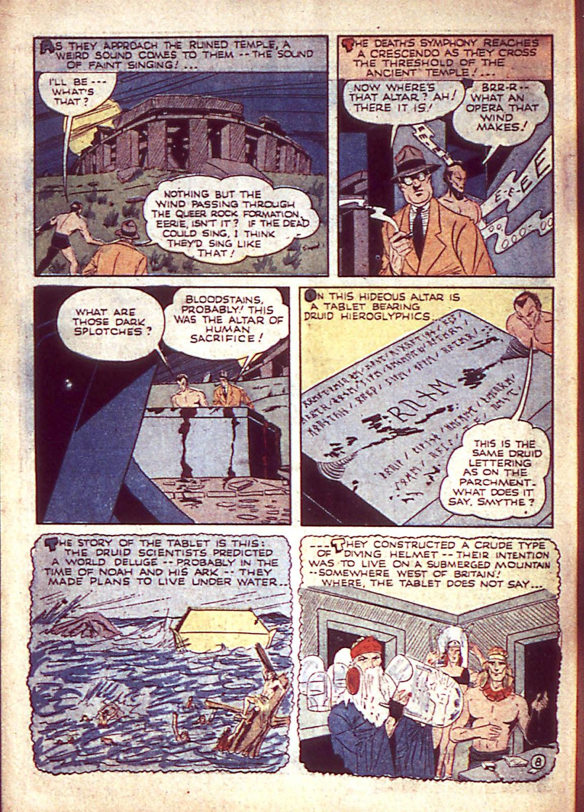 Sub-Mariner Comics Issue #3 #3 - English 11