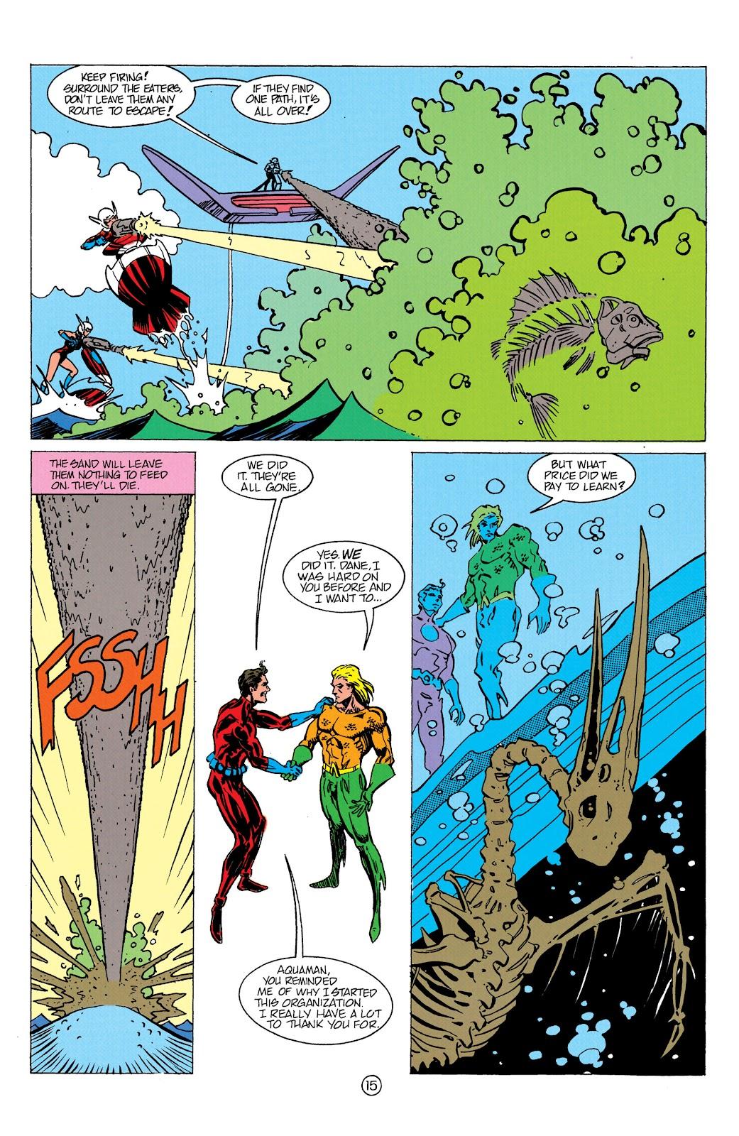 Aquaman (1991) Issue #10 #10 - English 16