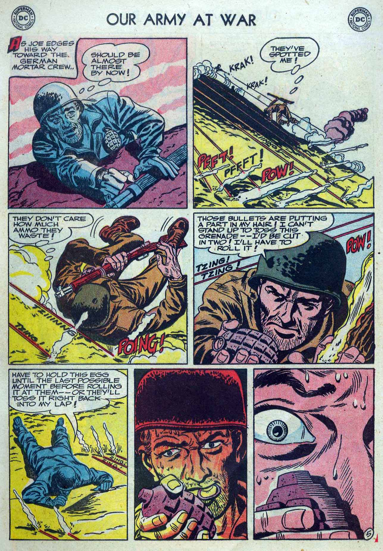 Our Army at War (1952) #2 #300 - English 24