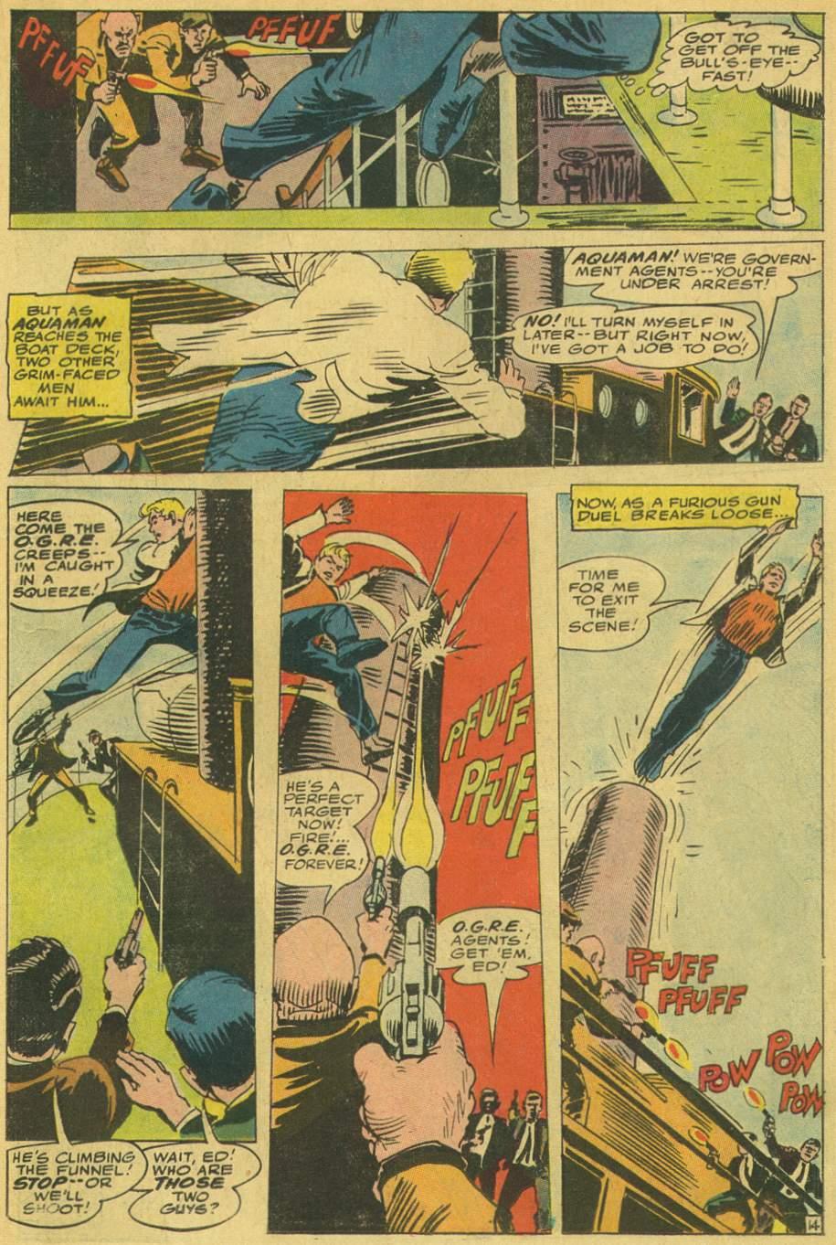Aquaman (1962) Issue #31 #31 - English 19