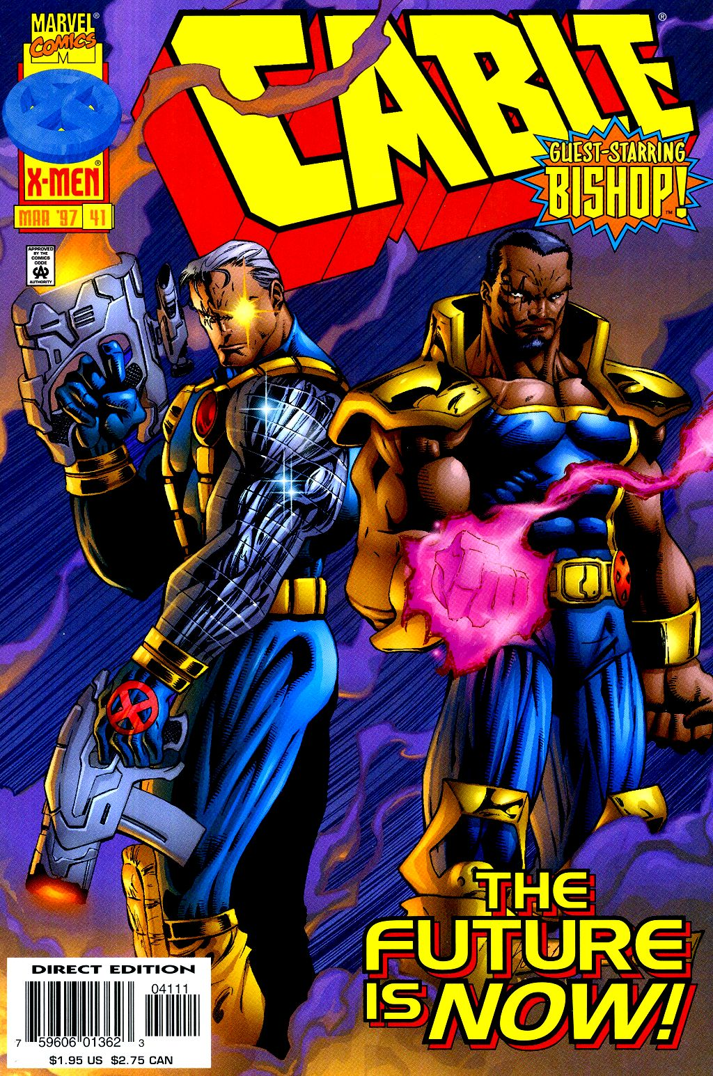 Cable (1993) 41 Page 1