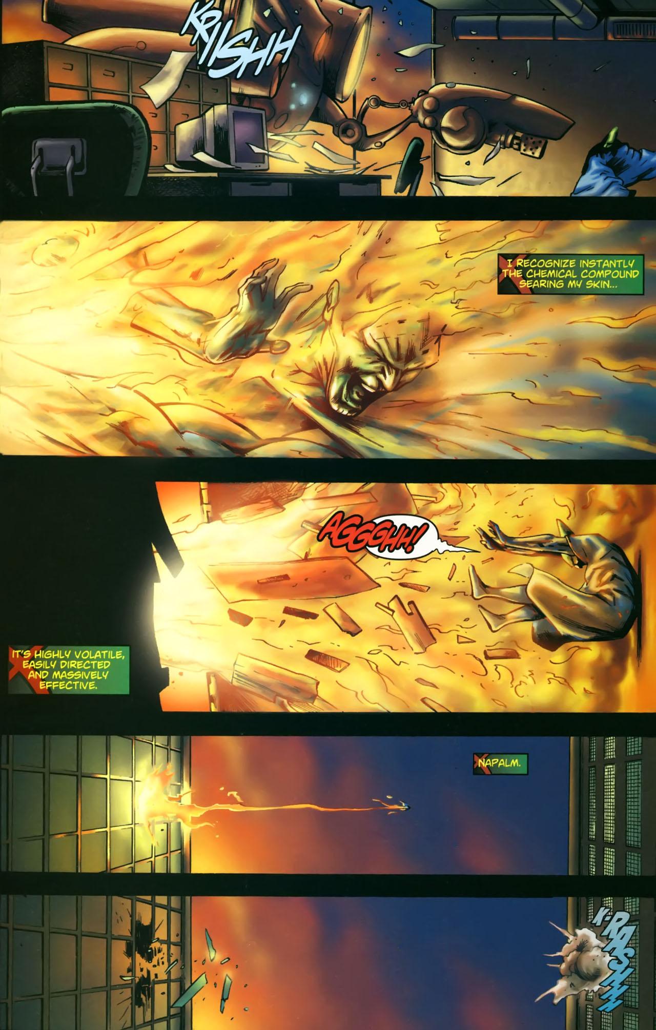 Read online Martian Manhunter (2006) comic -  Issue #3 - 18