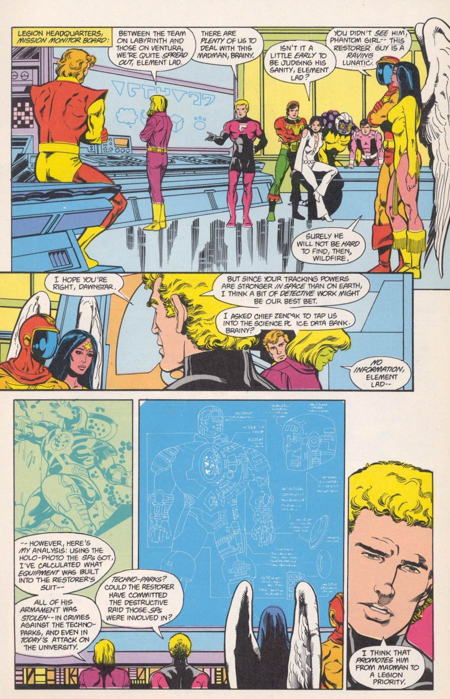 Tales of the Legion Issue #347 #34 - English 14