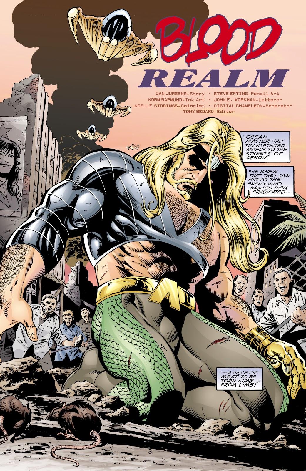 Aquaman (1994) Issue #68 #74 - English 4