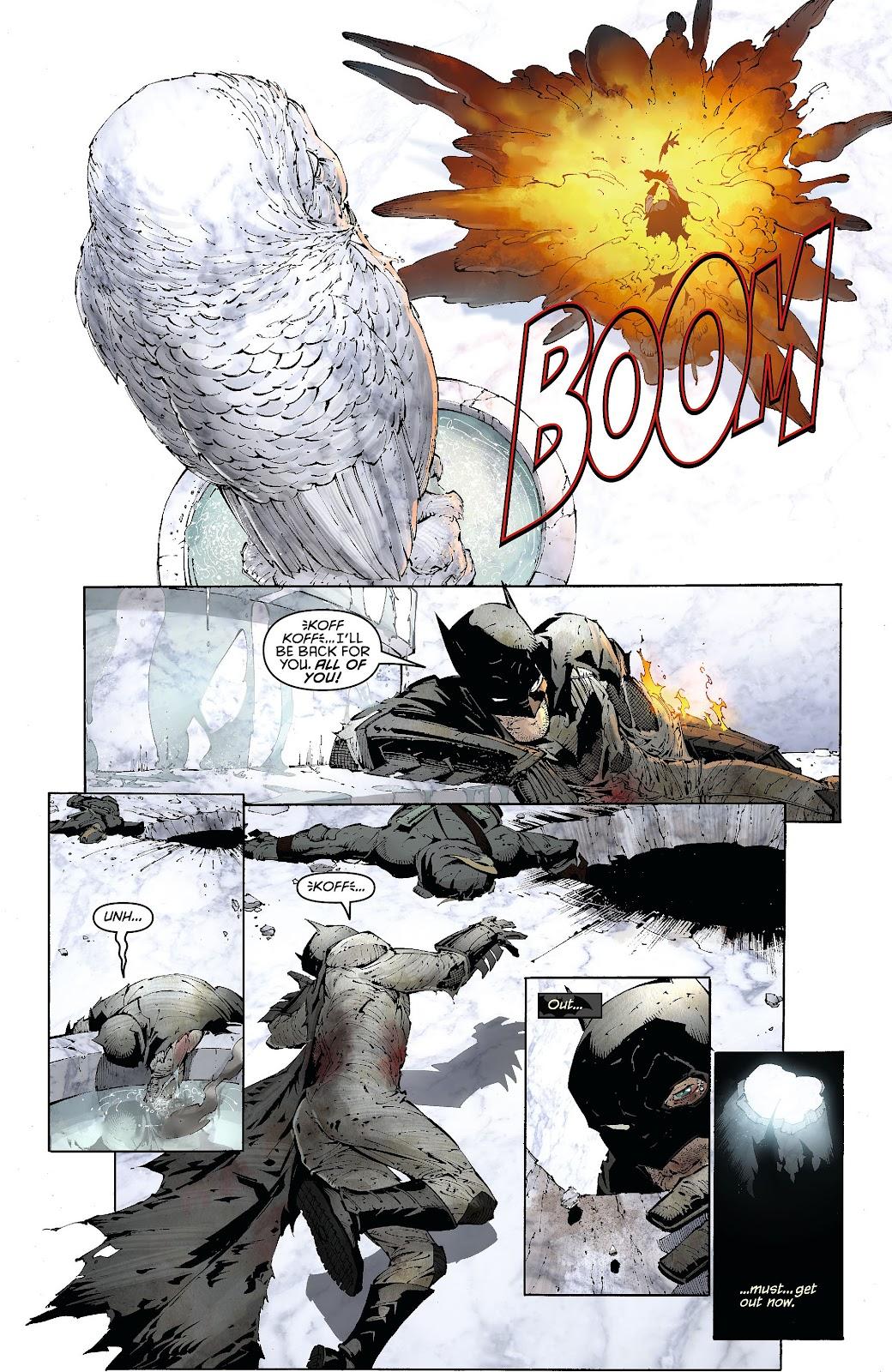 Batman (2011) Issue #6 #21 - English 21