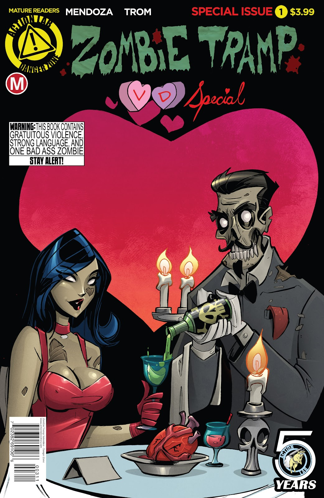 Zombie Tramp: VD Special Full Page 1