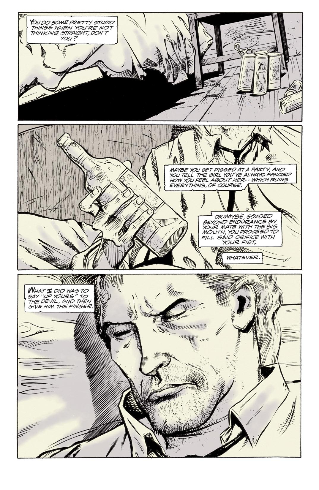 Hellblazer 46 Page 2
