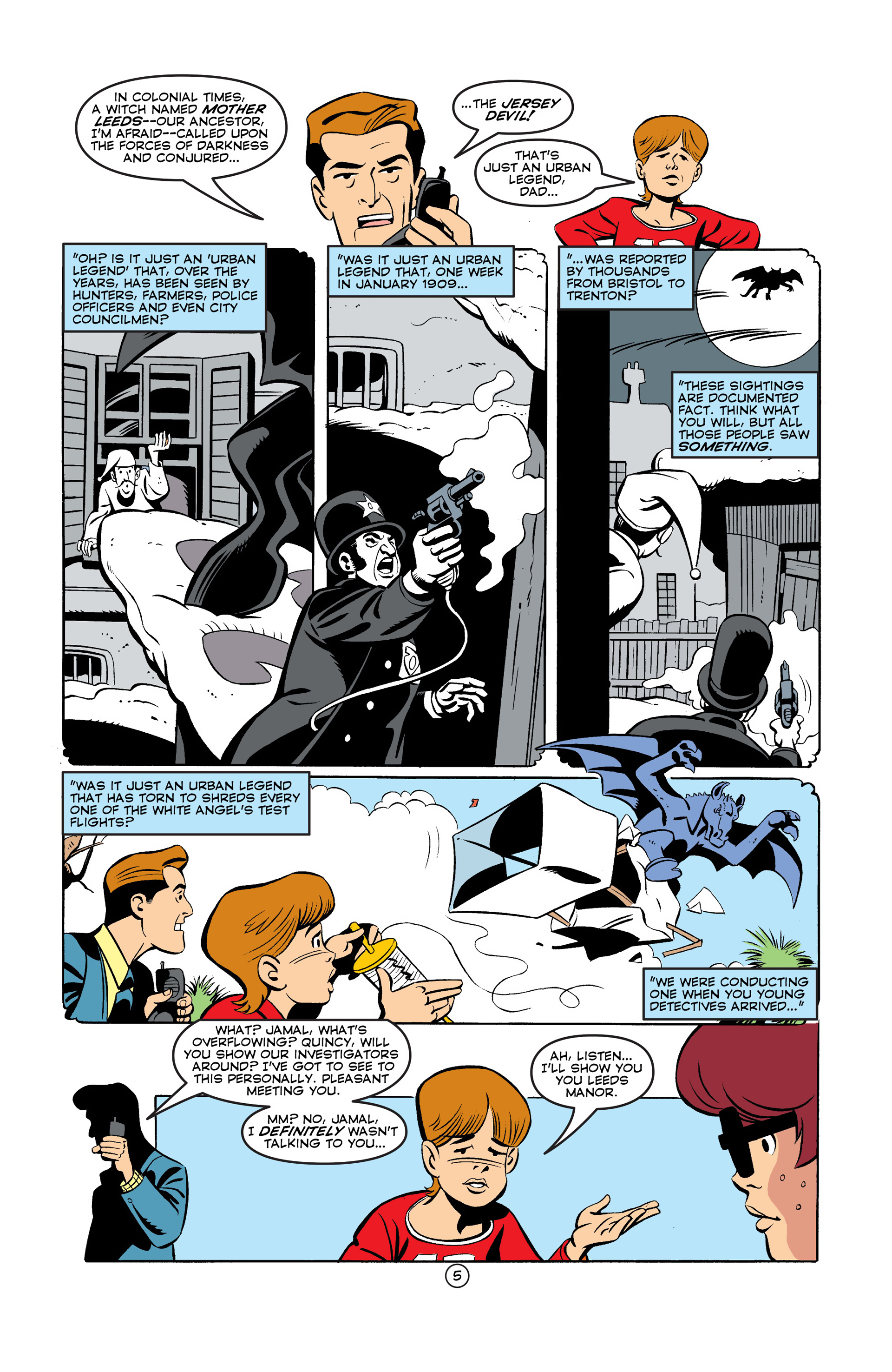 Read online Scooby-Doo (1997) comic -  Issue #44 - 16