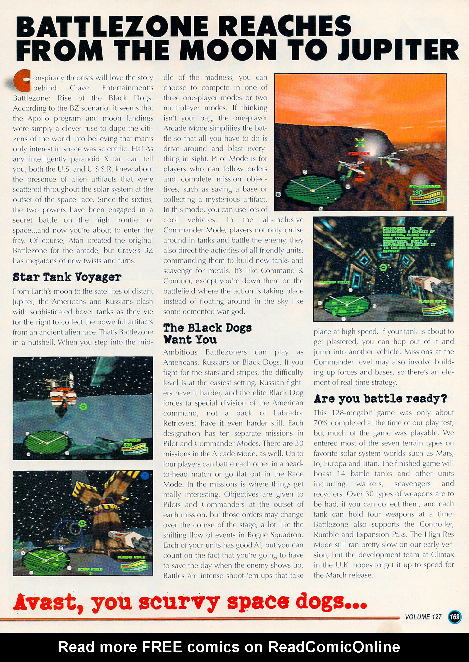 Nintendo Power #127 #127 - English 194