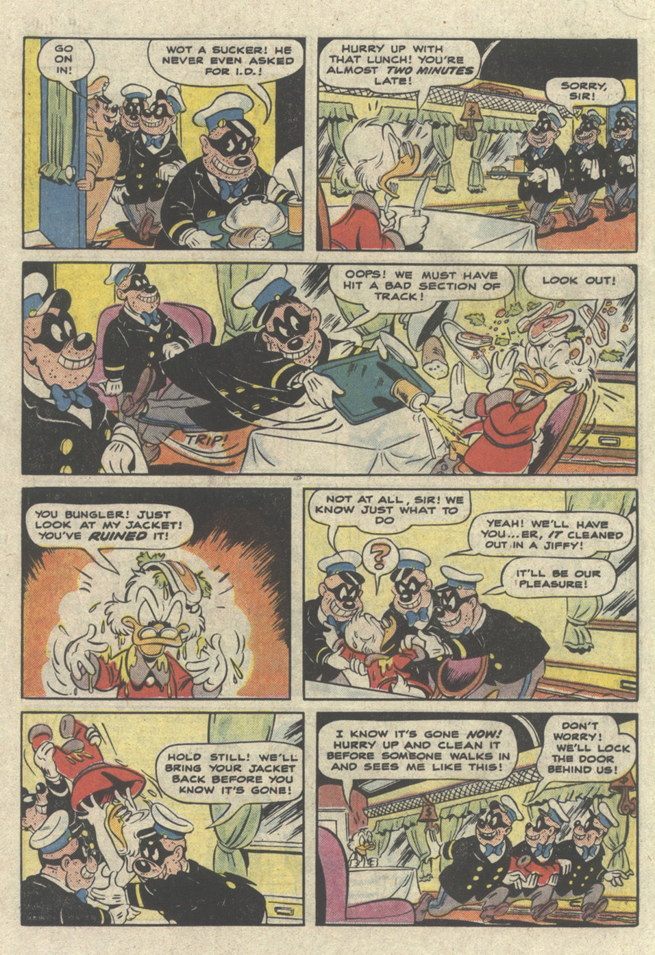 Uncle Scrooge (1953) Issue #228 #228 - English 18