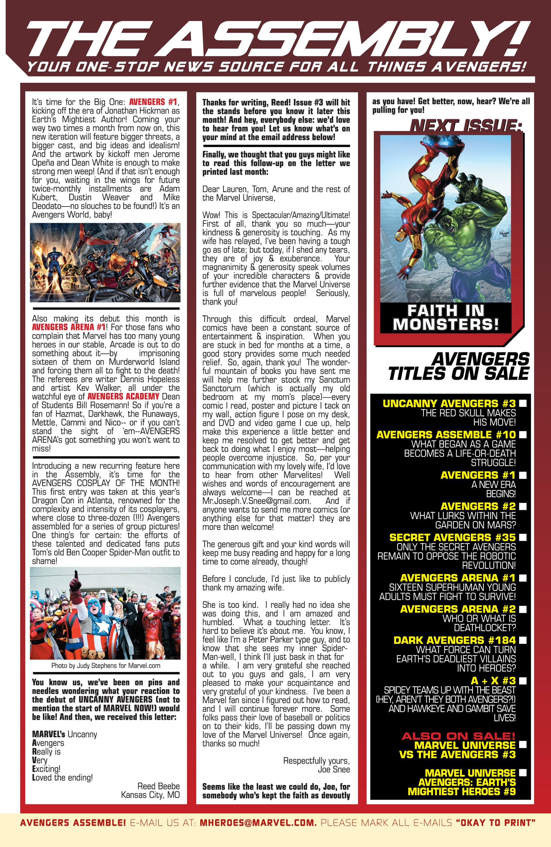 Avengers Assemble (2012) 10 Page 22