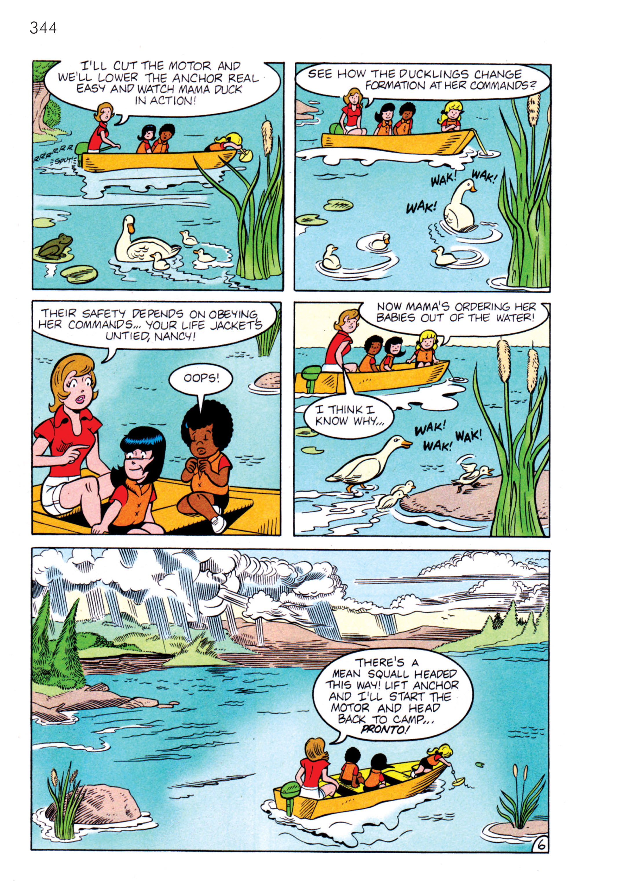 Read online The Best of Archie Comics comic -  Issue # TPB 4 (Part 2) - 134