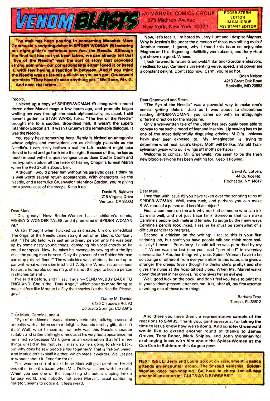 Spider-Woman (1978) #13 #38 - English 13