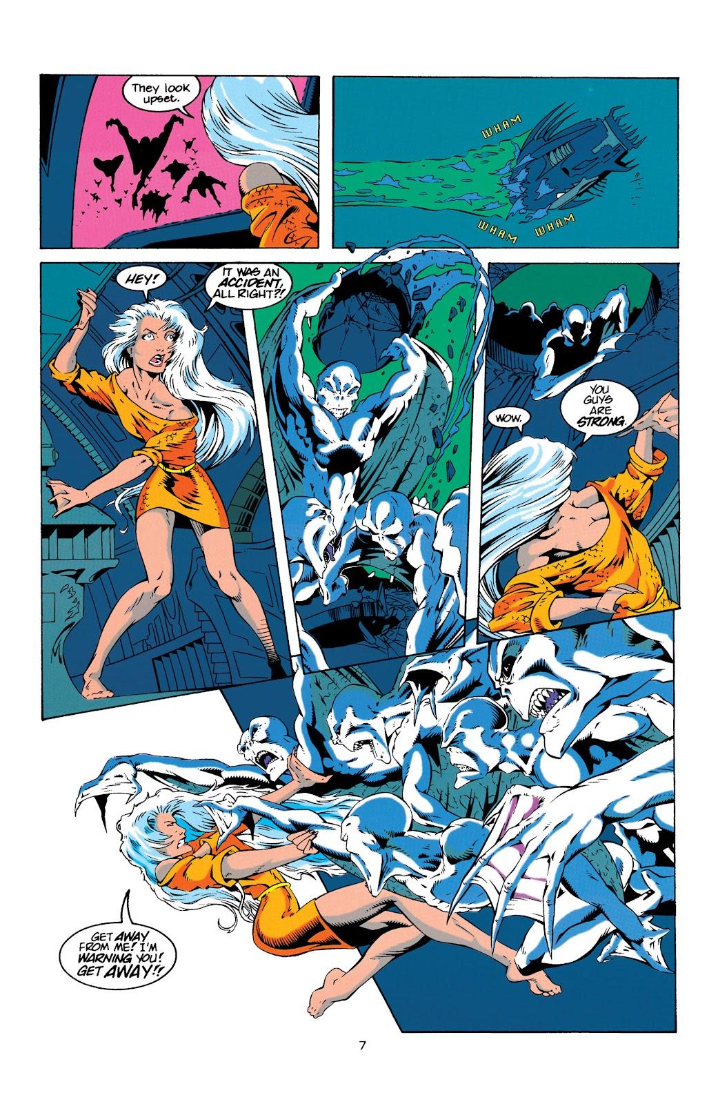 Aquaman (1994) Issue #18 #24 - English 7