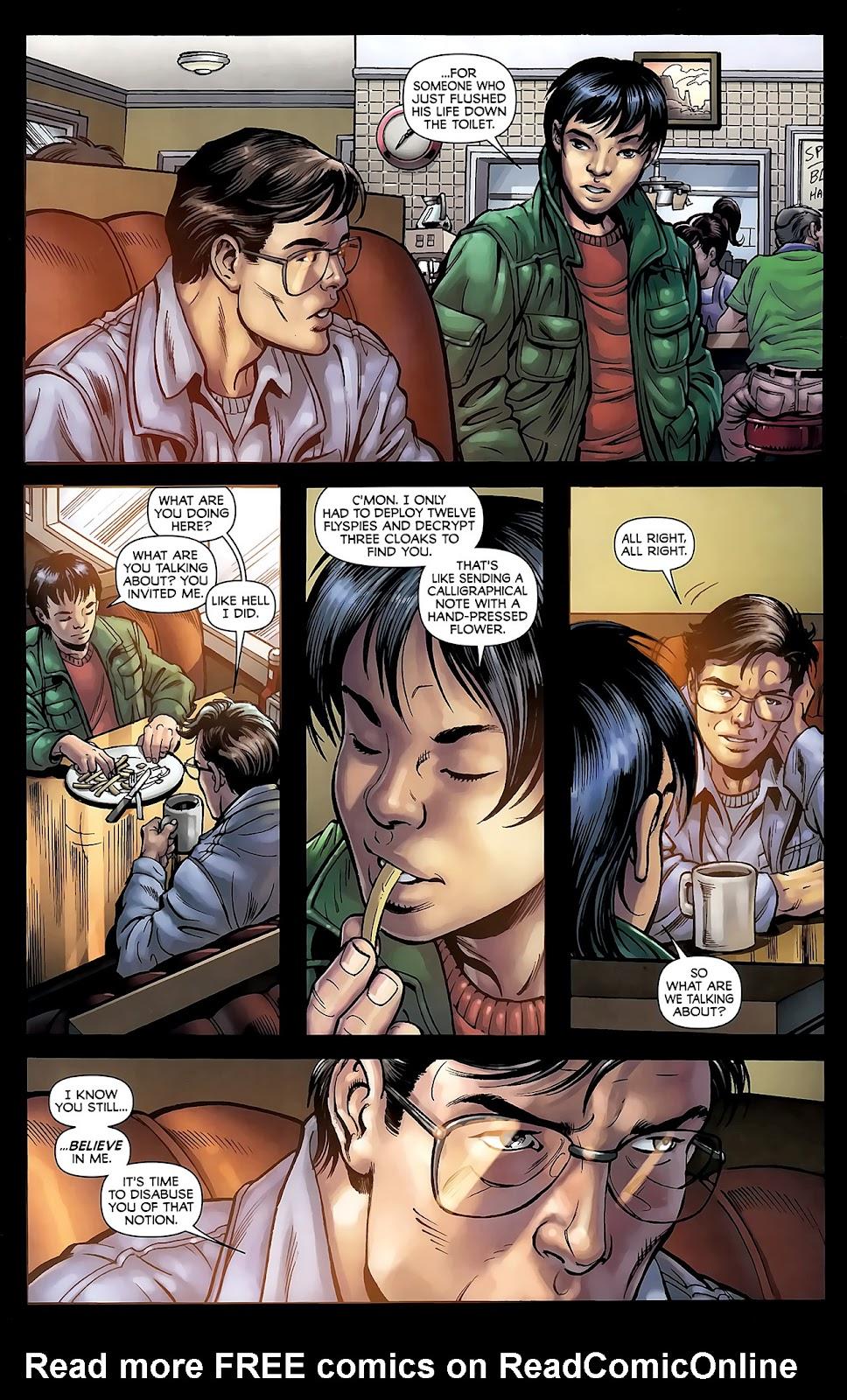 Incredible Hulks (2010) Issue #635 #25 - English 29