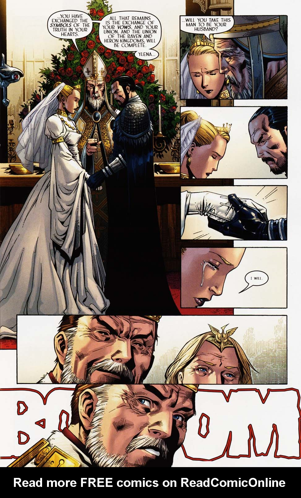 Read online Scion comic -  Issue #35 - 19