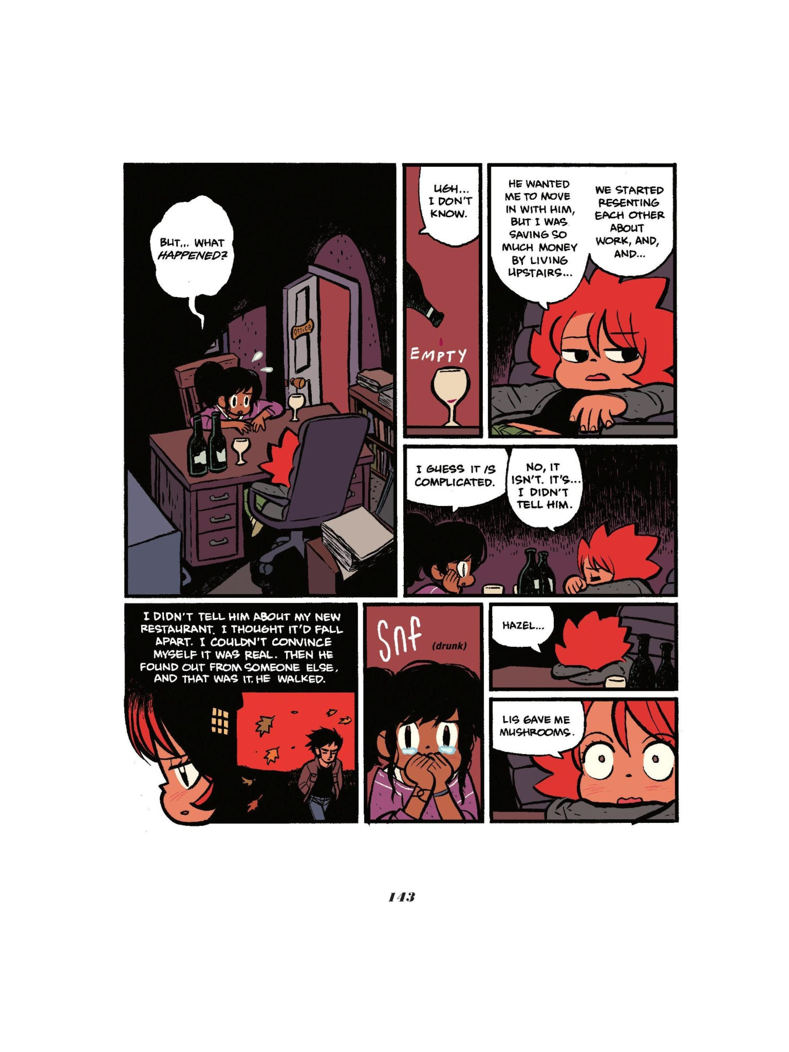 Read online Seconds comic -  Issue # Full - 144