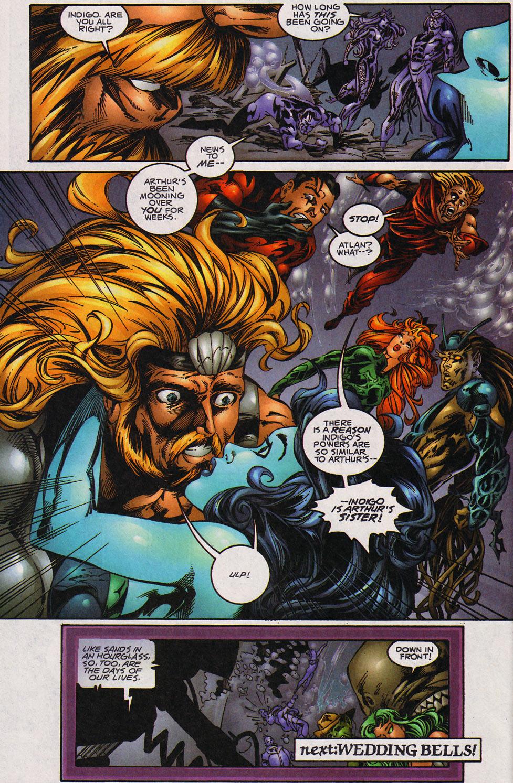 Aquaman (1994) Issue #59 #65 - English 23