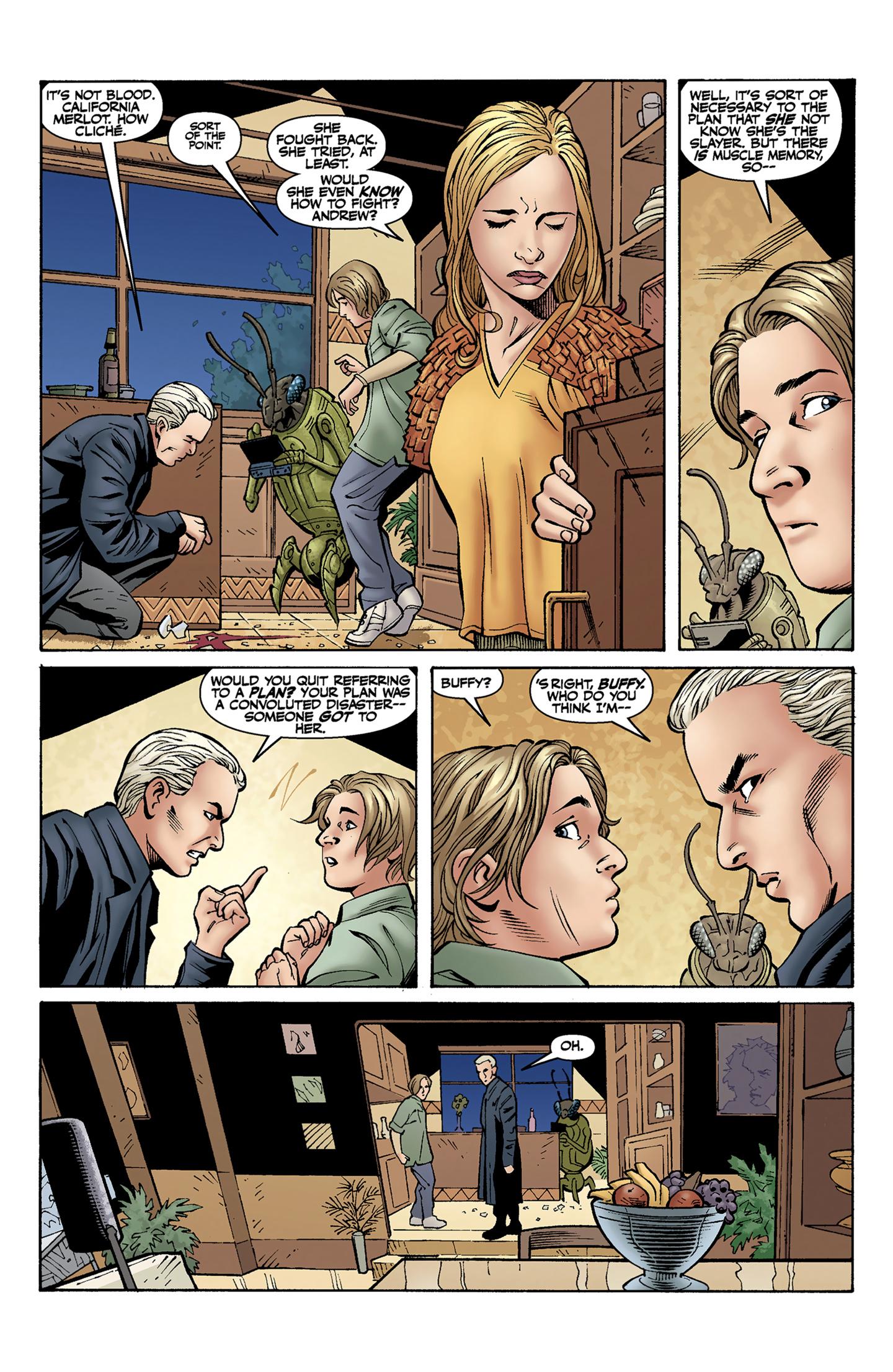 Read online Buffy the Vampire Slayer Season Nine comic -  Issue #9 - 5