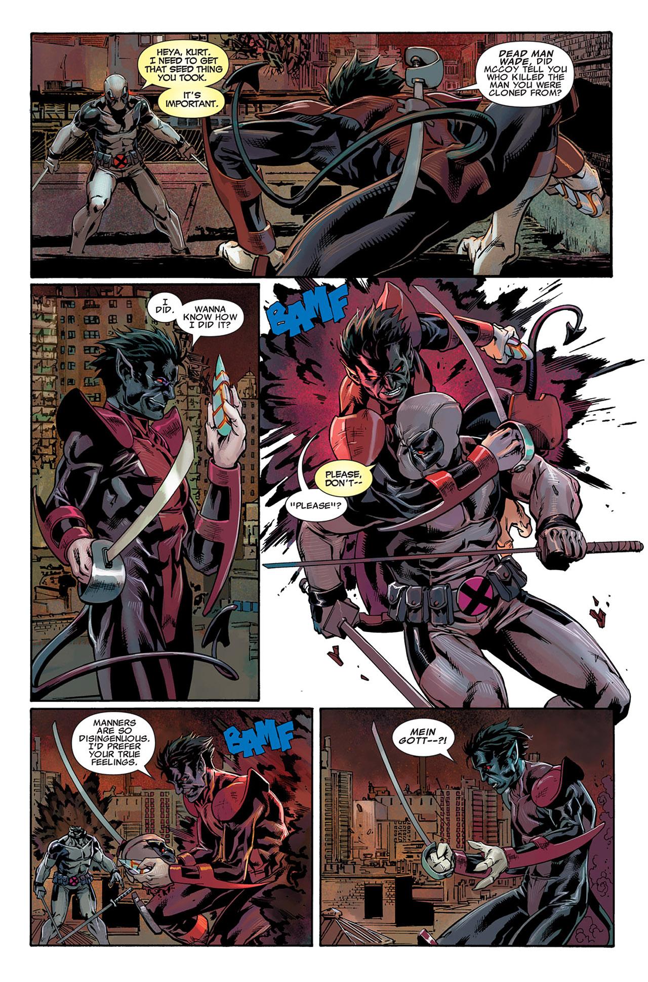 Uncanny X-Force (2010) #11 #26 - English 14