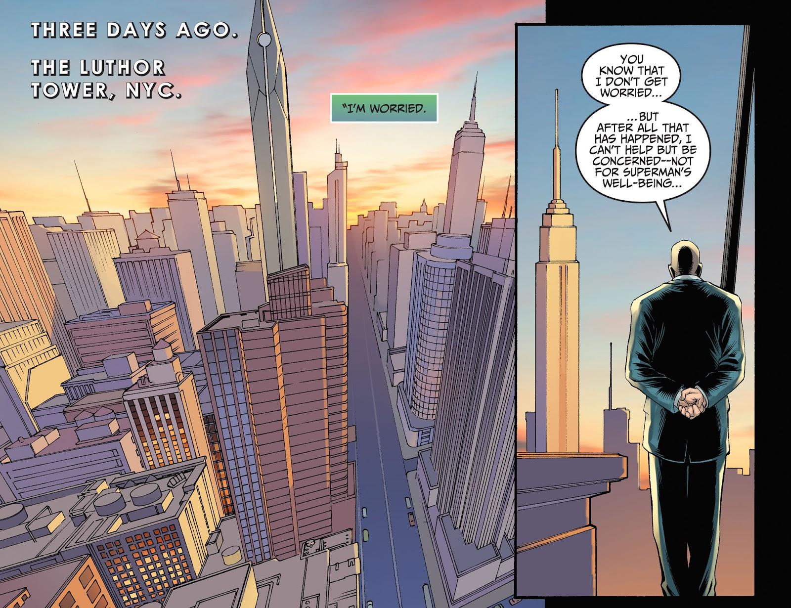 Injustice: Gods Among Us Year Four Issue #7 #8 - English 4
