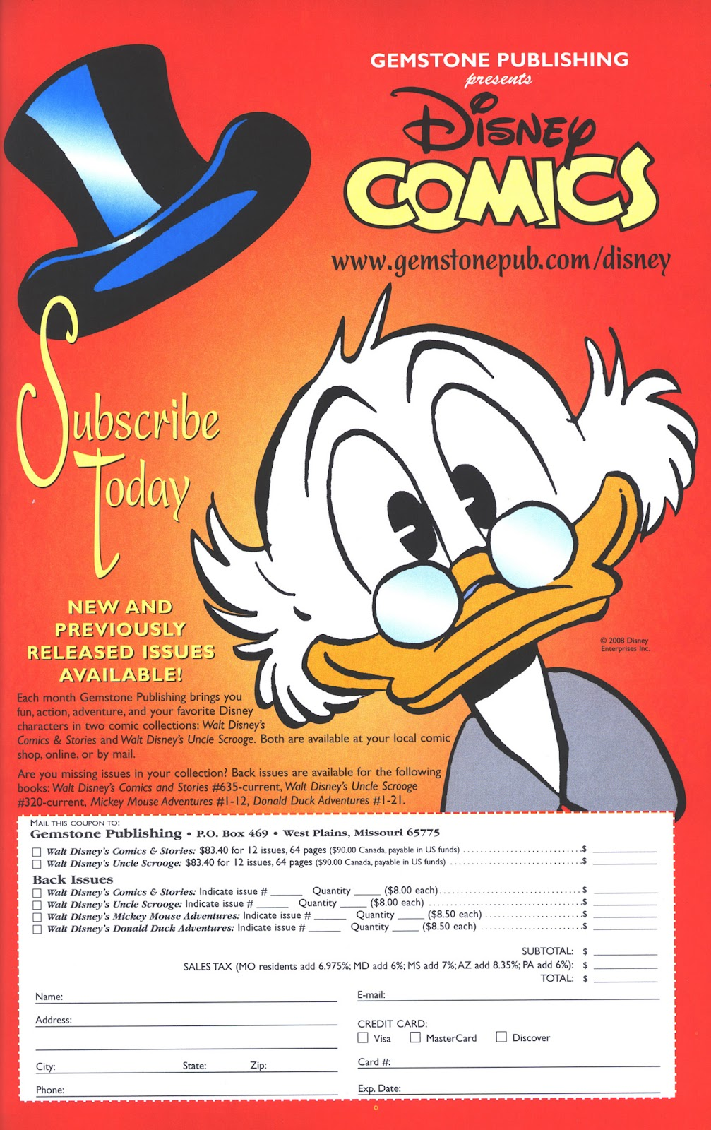 Uncle Scrooge (1953) Issue #379 #379 - English 27